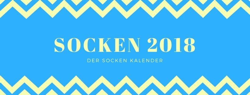 Socken Kalender 2018