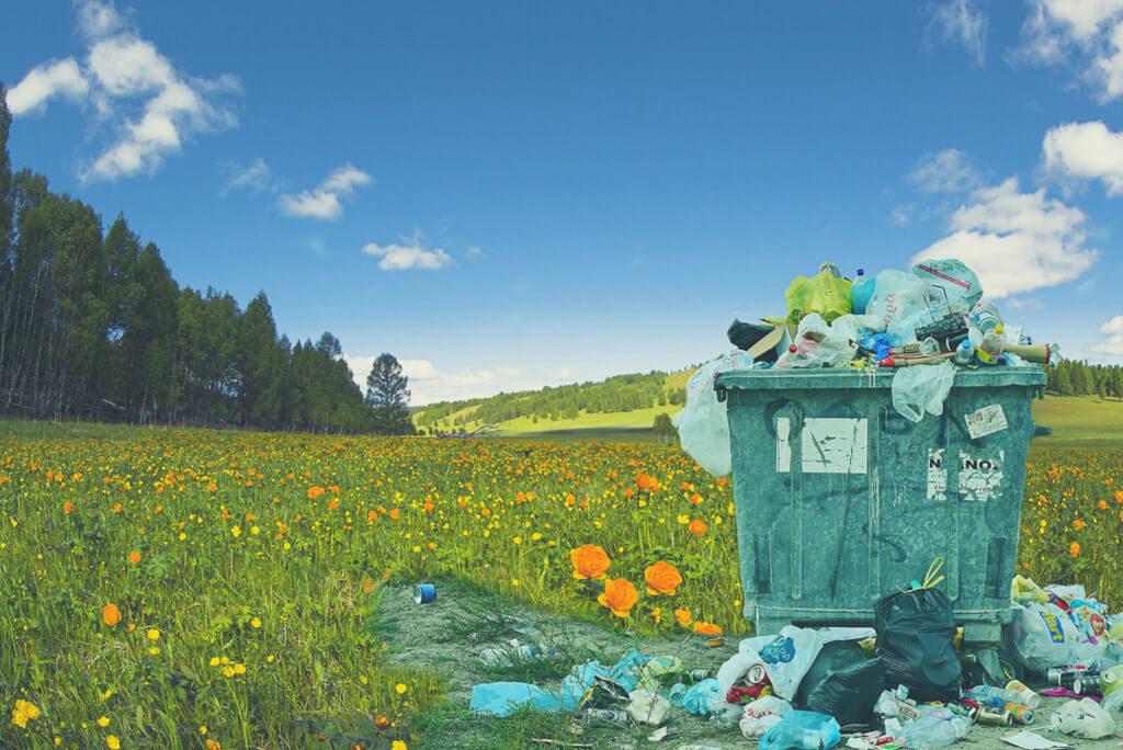 Müllfreies Bad