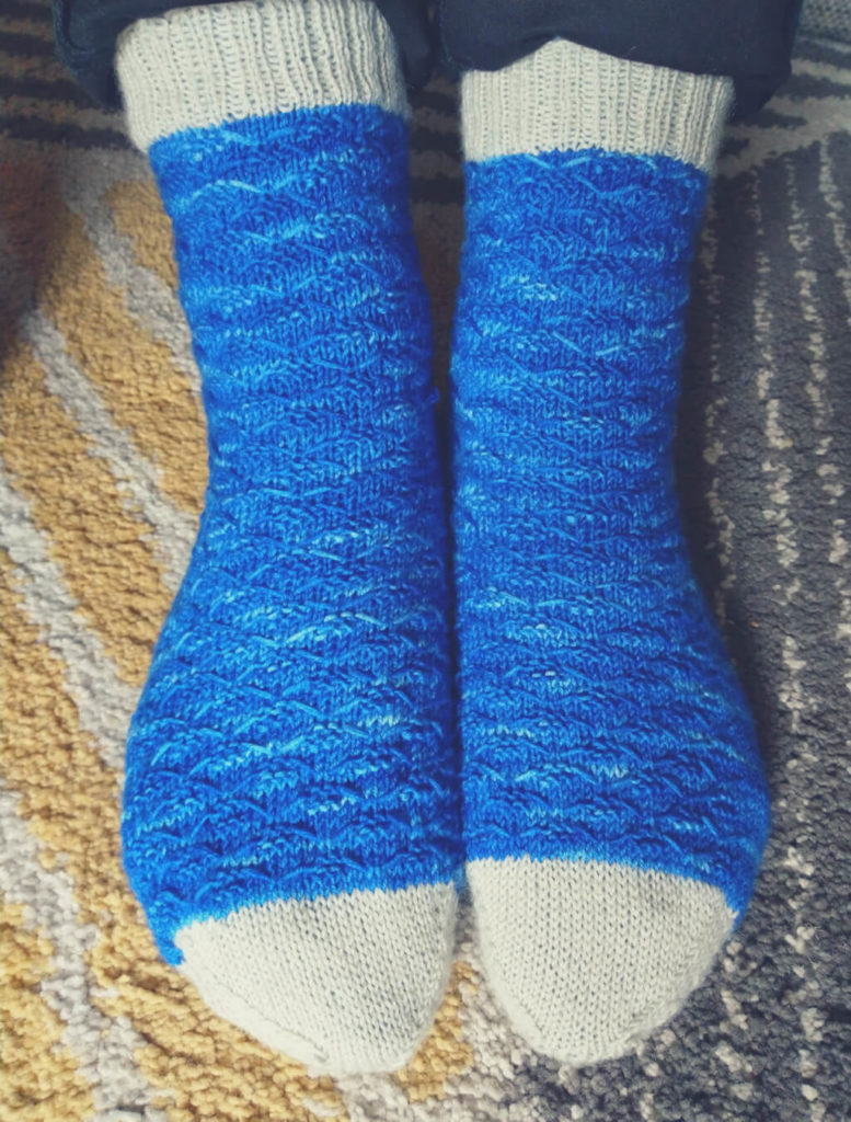 Socken stricken – Belle de Jour